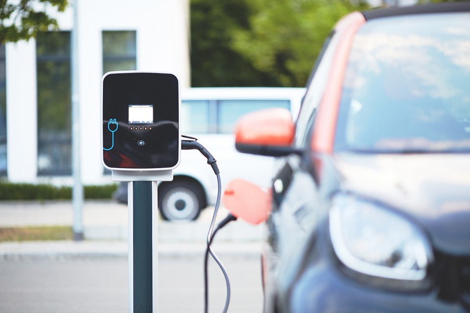 Pixabay Electric car charging